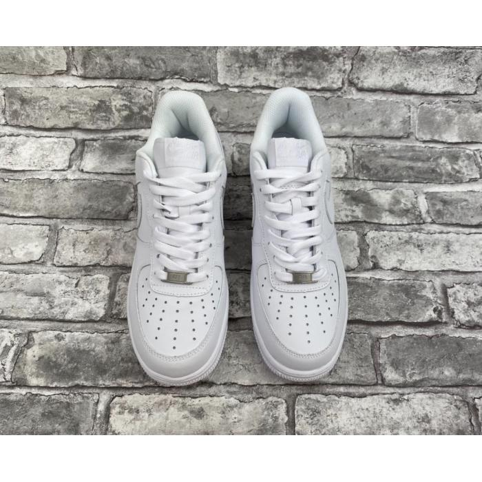 Кроссовки Nike Air Force One white Low